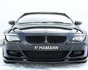 Аэродинамика HAMANN up to MY 8/2007 для BMW M6 E 63 Coupe