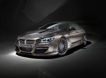 Аэродинамика HAMANN для BMW M6 Gran Coupé F06