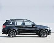Аэродинамика HAMANN Flash для BMW X5 M E 70