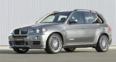 Аэродинамика HAMANN для BMW X5 E 70