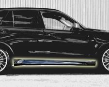 Аэродинамика HAMANN для BMW F15