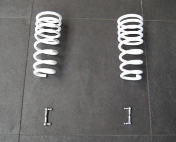 Подвеска HAMANN для BMW F15