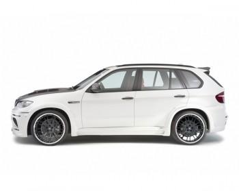 Аэродинамический комплект HAMANN FLASH EVO M для BMW X5 M E70