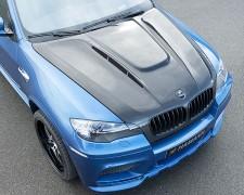Аэродинамические опции HAMANN Flash EVO для BMW X5M E 70