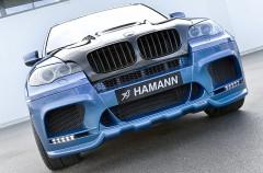 Аэродинамика HAMANN для BMW X5 M E70