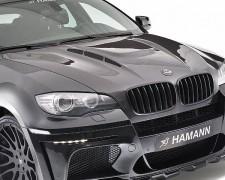 Аэродинамические опции HAMANN Flash для BMW X5 M E 70