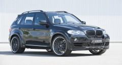 Аэродинамика HAMANN Flash EVO для BMW X5M E 70