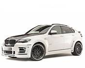 Аэродинамический комплект HAMANN TYCOON для BMW X6 E71