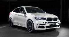 Аэродинамика HAMANN WIDEBODY для BMW X6 F16
