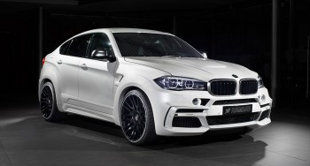 Аэродинамика HAMANN WIDEBODY для BMW X6 F16