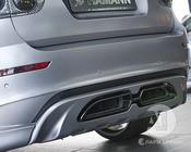 Опции выхлопной системы HAMANN для BMW X6M E71 TYCOON EVO M