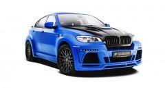 Аэродинамические опции HAMANN для BMW X6M E71 TYCOON II M