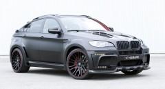 Аэродинамика HAMANN TYCOON M для BMW X6M E71