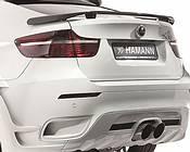 Аэродинамические опции HAMANN для BMW X6 E71 TYCOON