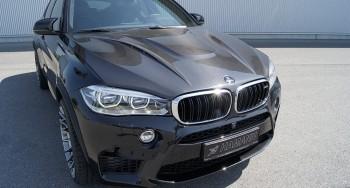 Карбоновый капот Hamann BMW X6M F86