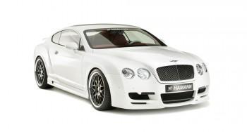 Аеродинамический комплект HAMANN IMPERATOR для Bentley Continental GT
