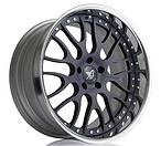 """Легкосплавный диск HAMANN EDITION RACE """"ANODIZED"""" для Bentley Continental GT"""
