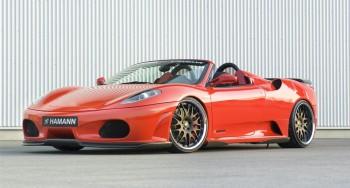 Аэродинамический пакет HAMANN для Ferrari 430 Spider