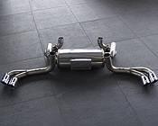 Выхлопная система HAMANN для Ferrari 430 Spider