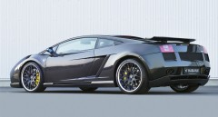 Аэродинамический пакет HAMANN UP TO BJ. 02/08 для Lamborghini GALLARDO