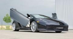 Аэродинамический пакет HAMANN UP TO MY. 02/08 для Lamborghini GALLARDO Spyder