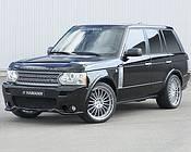 Аэродинамический комплект HAMANN для Range Rover Vogue up to MY 2006