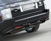 Выхлопная система HAMANN для Range Rover Vogue up to MY 2006