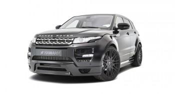 Аеродинамический комплект HAMANN для Range Rover Evoque 3doors & 5doors