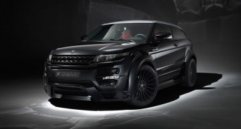 Аэродинамика HAMANN для Range Rover EVOQUE 3-DOOR WIDEBODY