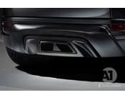 Выхлопная система HAMANN WIDEBODY для Range Rover Evoque 3doors