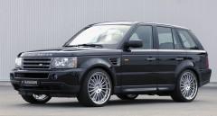 Аэродинамика HAMANN UP TO MY. 09/09 для Range Rover SPORT