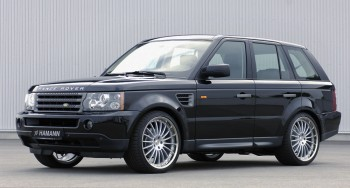 Аэродинамика HAMANN UP TO MY. 09/09 для Range Rover SPORT