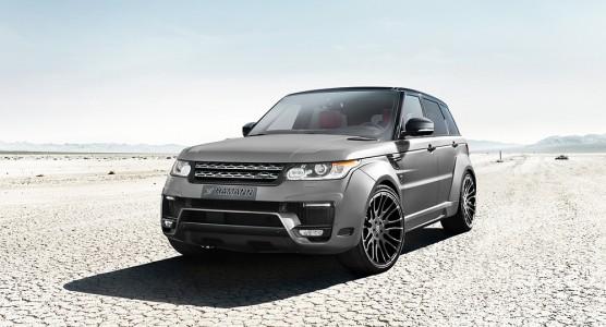 Скидка 20% на Widebody Hamann Range Rover Sport