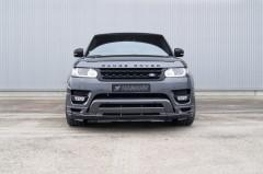 Аэродинамический комплект HAMANN WIDEBODY для Range Rover SPORT 2014