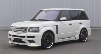 Аэродинамический комплект HAMANN для Range Rover Vogue up to MY 2010