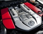 Двигатель HAMANN для Mercedes AMG G55 Kompressor W463