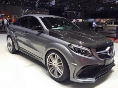 Тюнинг обвес Widebody для Mercedes GLE C292