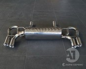 Выхлопная система HAMANN для Mercedes SLS AMG C197