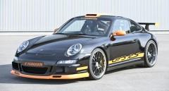 Аэродинамический пакет Hamann для PORSCHE 911 (997) GT3 RS