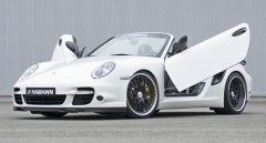 Аэродинамический пакет Hamann для PORSCHE 911 (997) Turbo