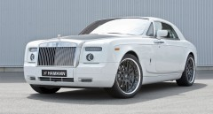 Диски HAMANN для Phantom Coupe