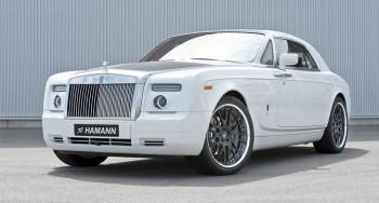 Диски HAMANN для Phantom Coupe