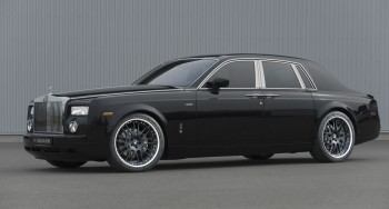 "Диски HAMANN EDITION RACE ""ANODIZED"" для Rolls Royce Phantom"