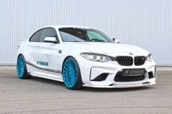 BMW M2 с тюнингом от Hamann