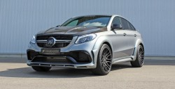 В Hamann создали тюнинг-пакет для Mercedes-AMG GLE 63 S Coupe