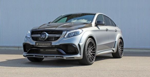 В Hamann создали тюнинг-пакет для Mercedes-AMG GLE 63 S Coupe