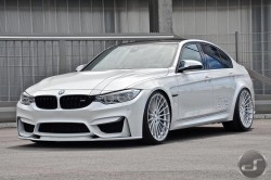 В Hamann представили программу тюнинга для BMW M3 (F80)