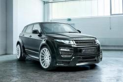 В Hamann предлагают новый тюнинг Range Rover Evoque